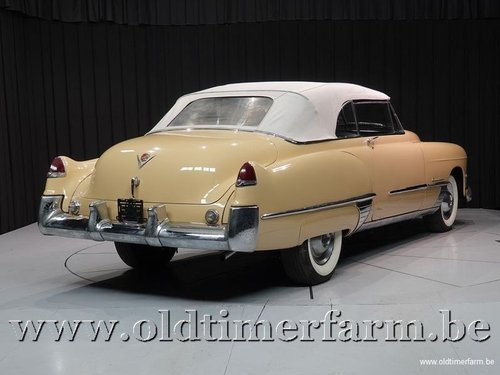 1949 Cadillac Serie 62 Convertible '49 For Sale (picture 2 of 6)