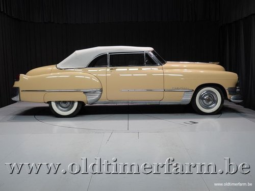 1949 Cadillac Serie 62 Convertible '49 For Sale (picture 3 of 6)