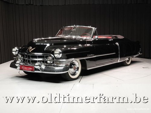 1952 Cadillac Serie 62 Convertible '52 For Sale (picture 1 of 6)