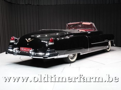 1952 Cadillac Serie 62 Convertible '52 For Sale (picture 2 of 6)