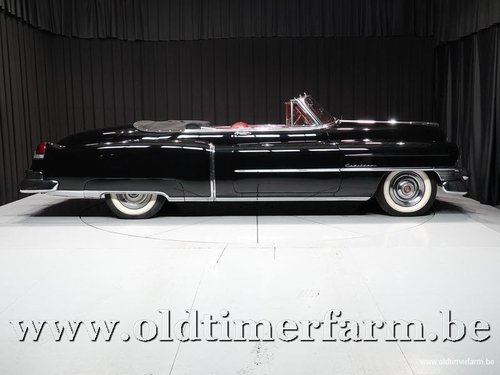 1952 Cadillac Serie 62 Convertible '52 For Sale (picture 3 of 6)