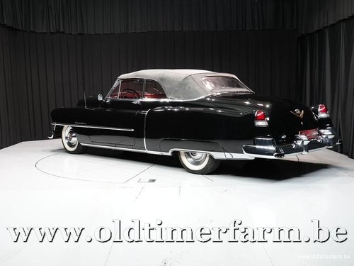 1952 Cadillac Serie 62 Convertible '52 For Sale (picture 6 of 6)