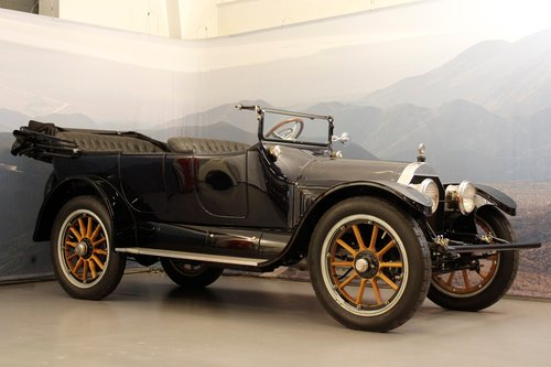 1915 Cadillac Type 51 V8 Touring 7 pers. For Sale (picture 1 of 6)