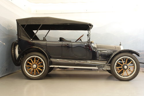 1915 Cadillac Type 51 V8 Touring 7 pers. For Sale (picture 2 of 6)