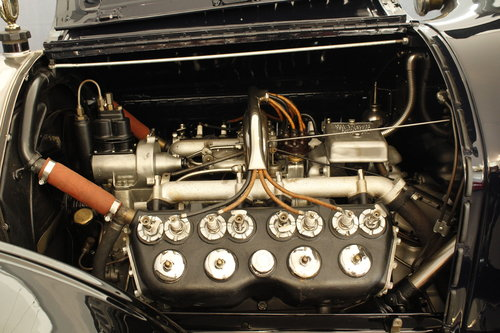 1915 Cadillac Type 51 V8 Touring 7 pers. For Sale (picture 5 of 6)