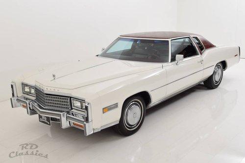 1978 Cadillac Eldorado Coupe *Prachtstück* For Sale (picture 2 of 6)