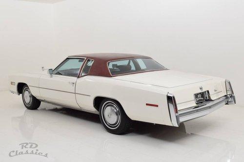1978 Cadillac Eldorado Coupe *Prachtstück* For Sale (picture 3 of 6)