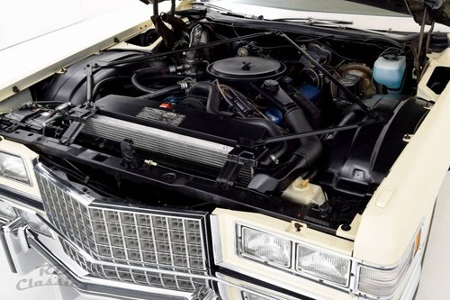1976 Cadillac Deville 2D Coupe *Luxuswagen* For Sale (picture 4 of 6)