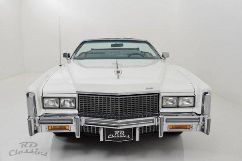 1976 Cadillac Eldorado Convertible  For Sale (picture 3 of 6)