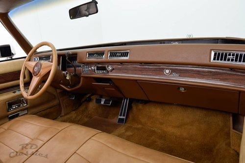 1976 Cadillac Eldorado Convertible For Sale (picture 5 of 6)