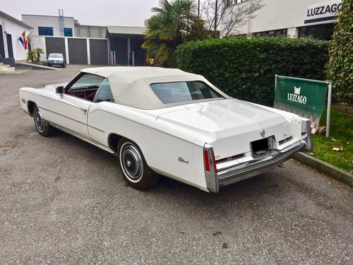 CADILLAC ELDORADO CONVERTIBLE 1975 For Sale (picture 3 of 6)