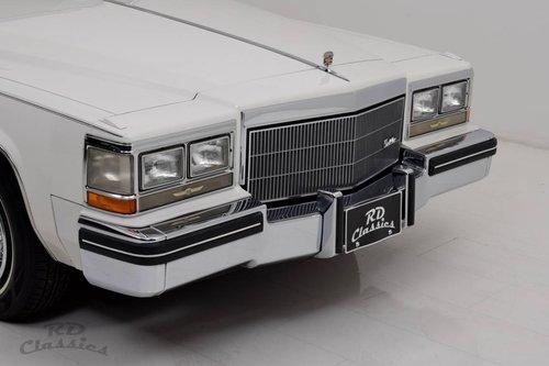 1984 Cadillac Deville Luxus Sedan For Sale (picture 1 of 6)