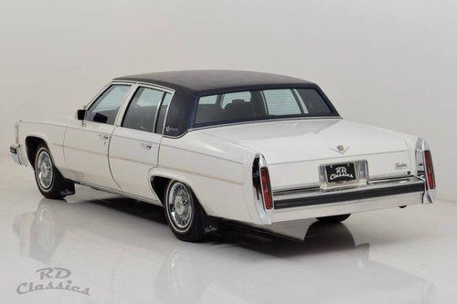 1984 Cadillac Deville Luxus Sedan For Sale (picture 3 of 6)