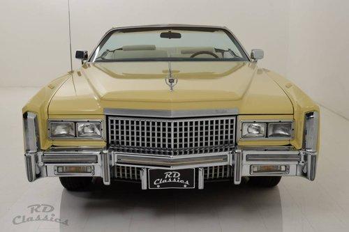 1975 Cadillac Eldorado Convertible For Sale (picture 2 of 6)