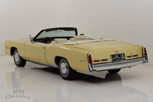 1975 Cadillac Eldorado Convertible For Sale (picture 3 of 6)