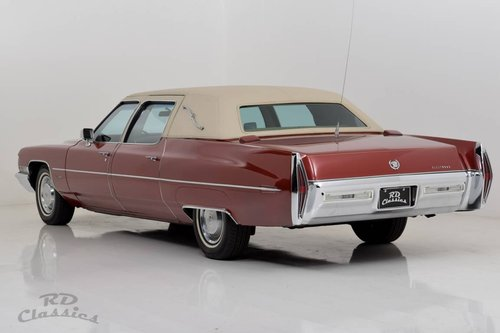 1971 Cadillac Fleetwood Series 75 Executive Limousine / Ein For Sale (picture 3 of 6)