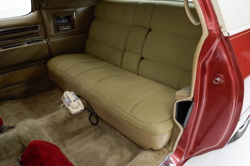 1971 Cadillac Fleetwood Series 75 Executive Limousine / Ein For Sale (picture 5 of 6)