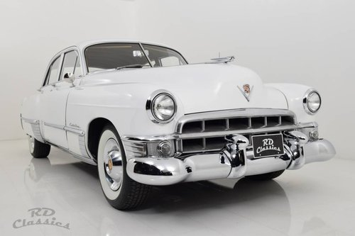 1949 Cadillac Series 62 Sedan For Sale (picture 1 of 6)