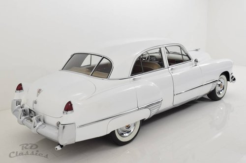 1949 Cadillac Series 62 Sedan For Sale (picture 3 of 6)