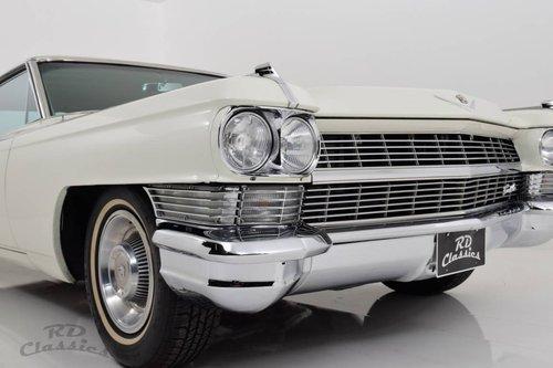 1964 Cadillac Deville 2D Hardtop Coupe *Sammlerstuck* For Sale (picture 1 of 6)