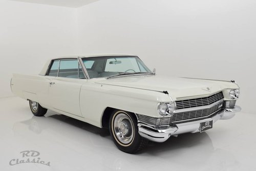 1964 Cadillac Deville 2D Hardtop Coupe *Sammlerstuck* For Sale (picture 2 of 6)