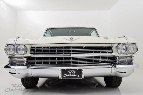 1964 Cadillac Deville 2D Hardtop Coupe *Sammlerstuck* For Sale (picture 3 of 6)