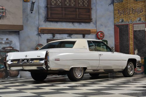 1973 Cadillac Deville Coupe 2D *Luxus Ausstattung* For Sale (picture 3 of 6)