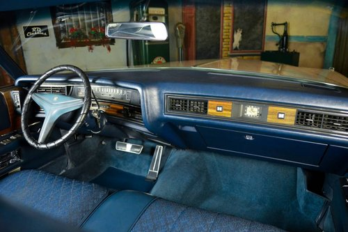 1973 Cadillac Deville Coupe 2D *Luxus Ausstattung* For Sale (picture 4 of 6)
