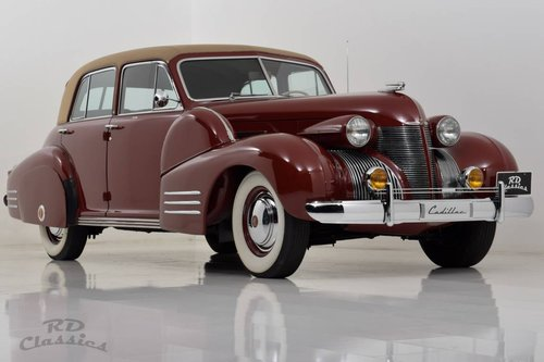1939 Cadillac Fleetwood 60 Special For Sale (picture 2 of 6)