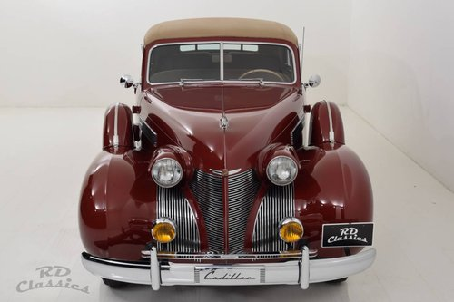 1939 Cadillac Fleetwood 60 Special For Sale (picture 3 of 6)