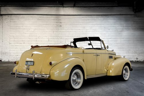 Cadillac LaSalle 4 doors Convertible 1939 For Sale (picture 2 of 5)