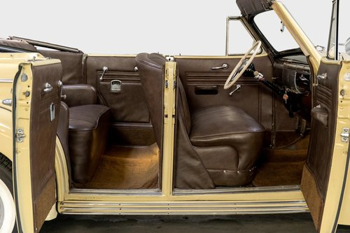 Cadillac LaSalle 4 doors Convertible 1939 For Sale (picture 5 of 5)