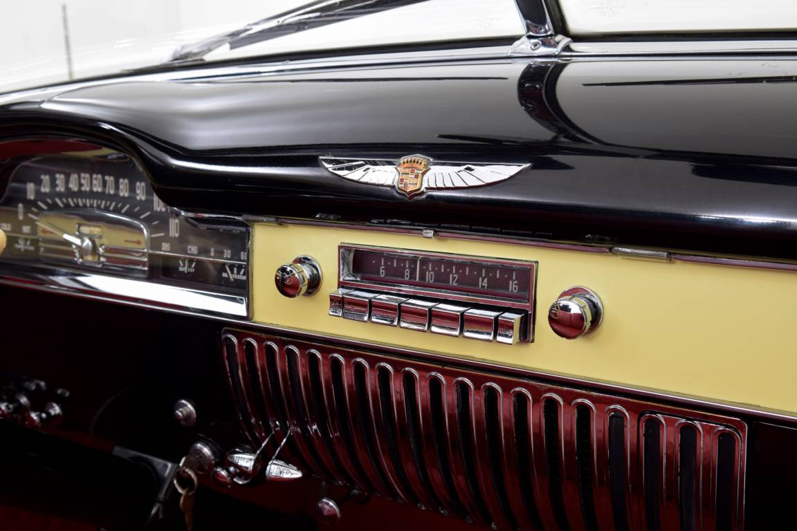1949 Cadillac Series 62 Convertible / Continental Kit! For Sale (picture 5 of 6)