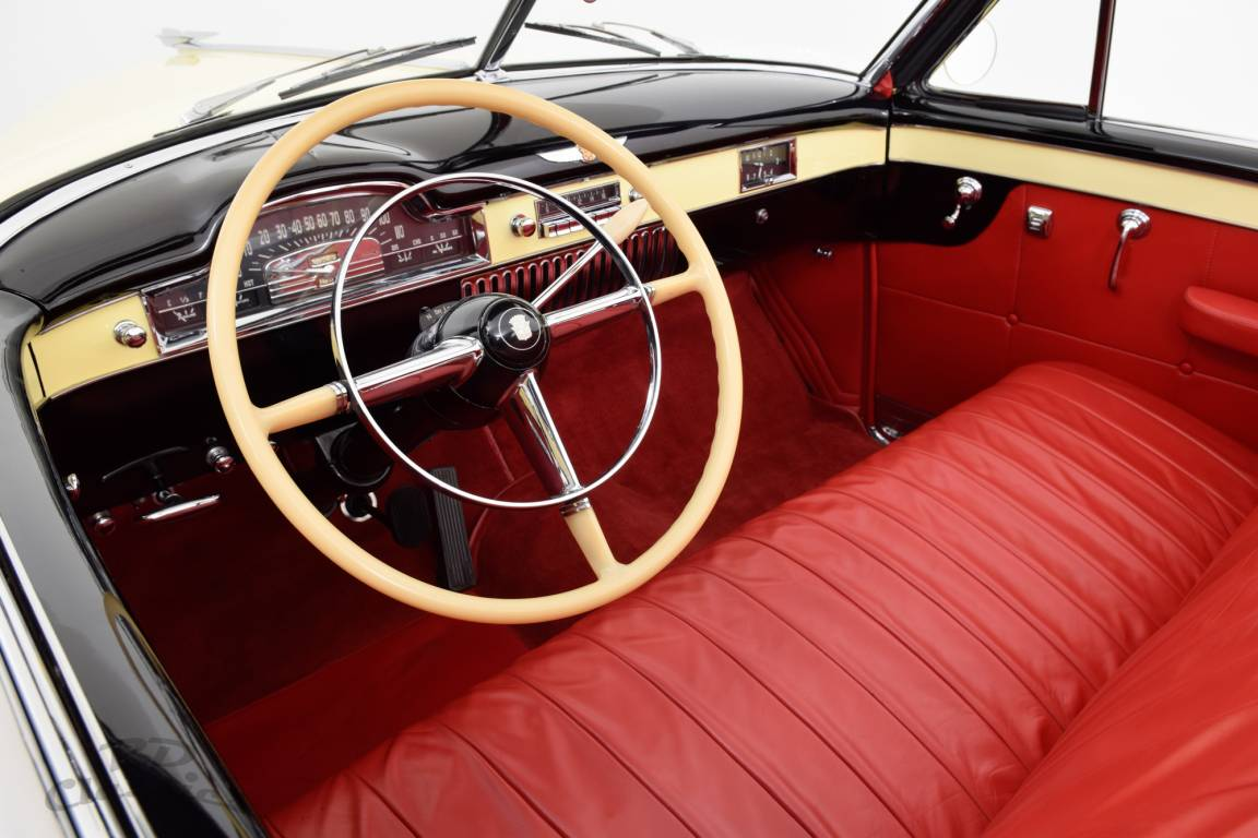 1949 Cadillac Series 62 Convertible / Continental Kit! For Sale (picture 6 of 6)