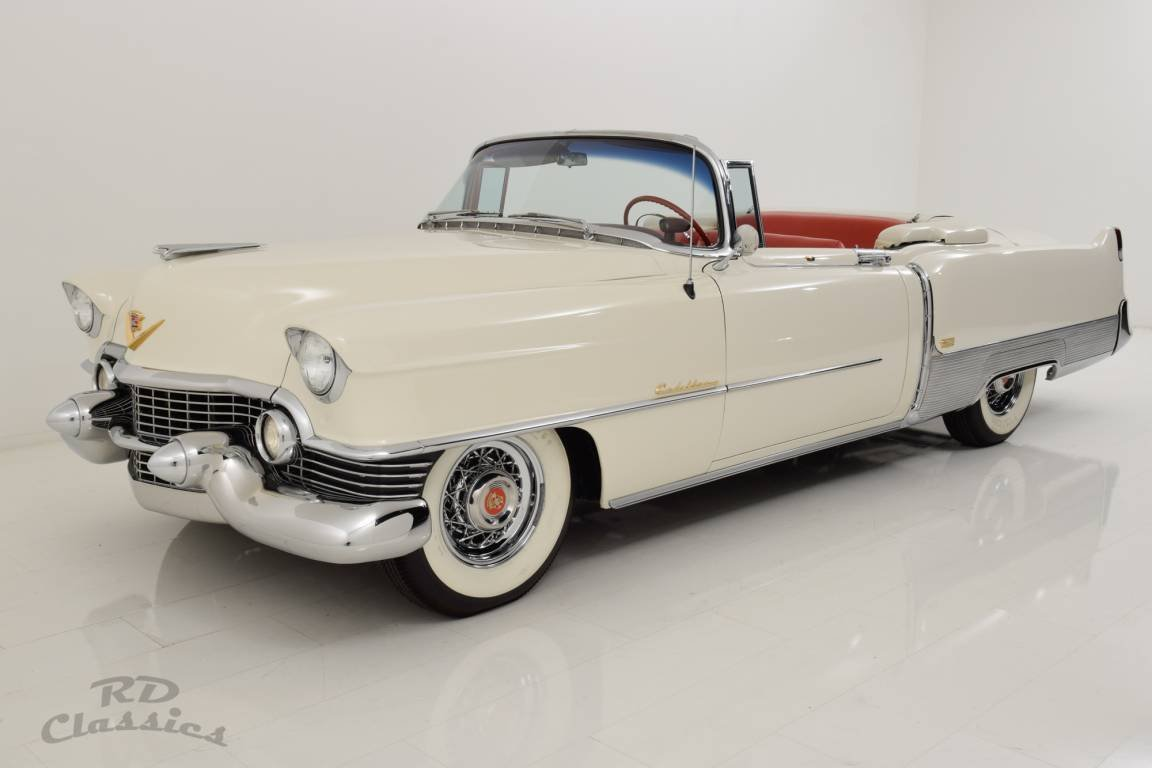 1954 Cadillac Eldorado Convertible For Sale (picture 2 of 6)