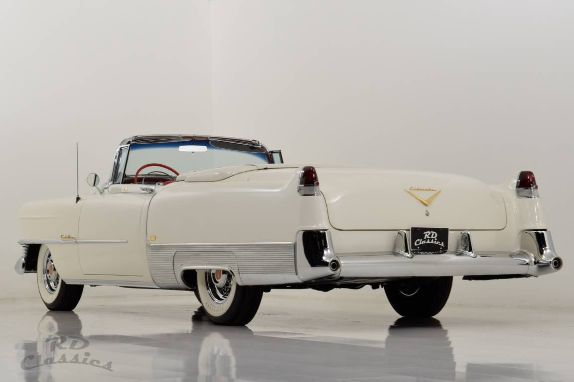 1954 Cadillac Eldorado Convertible For Sale (picture 3 of 6)