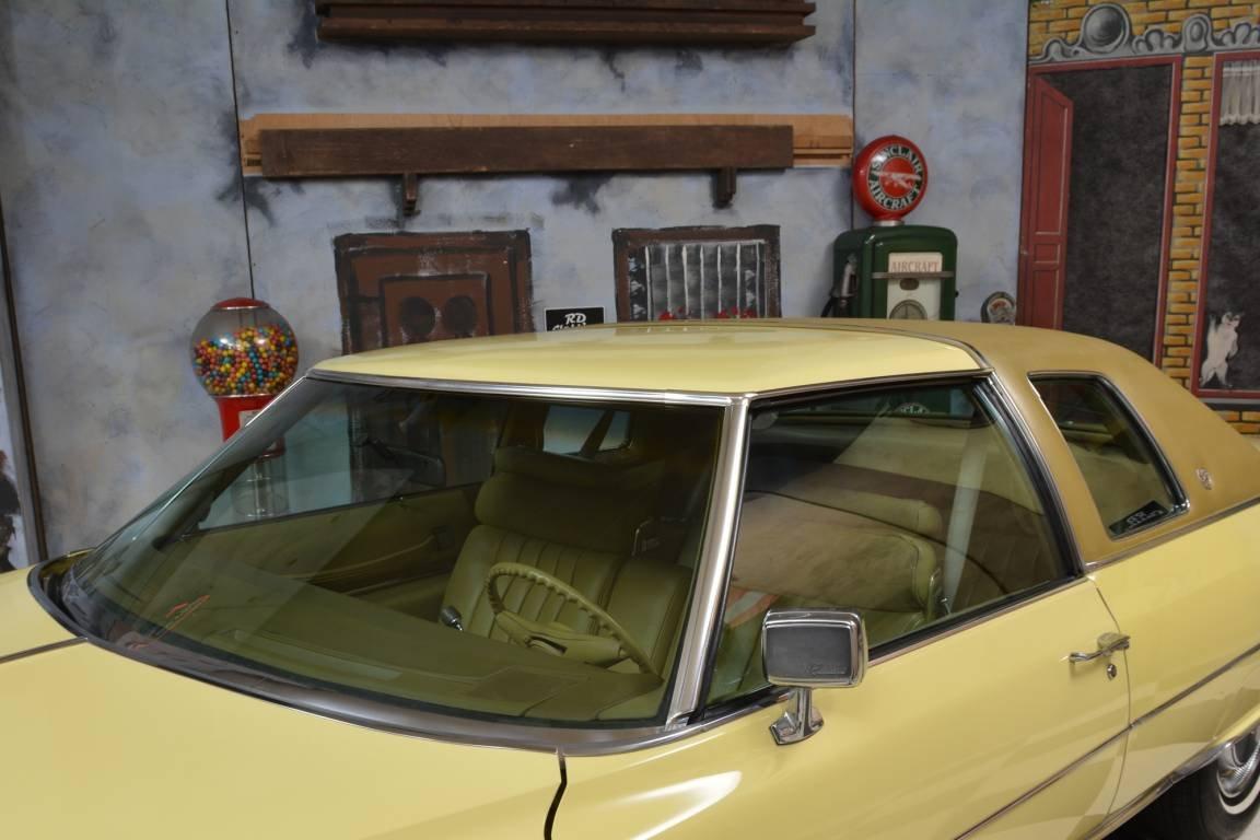 1974 Cadillac Deville 2D Coupe *Prachtexemplar* For Sale (picture 5 of 6)