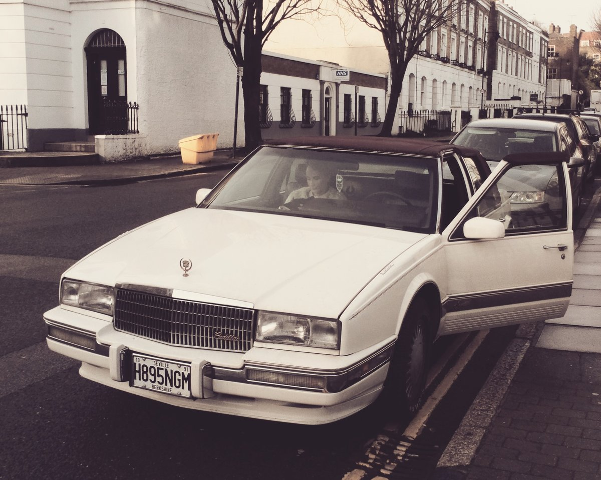 1991 Cadillac Seville For Sale (picture 1 of 6)