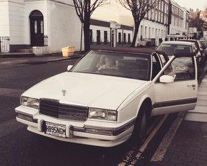 1991 Cadillac Seville For Sale