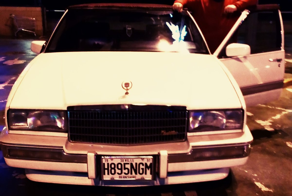 1991 Cadillac Seville For Sale (picture 2 of 6)