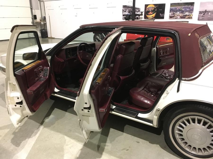 1991 Cadillac Seville For Sale (picture 3 of 6)