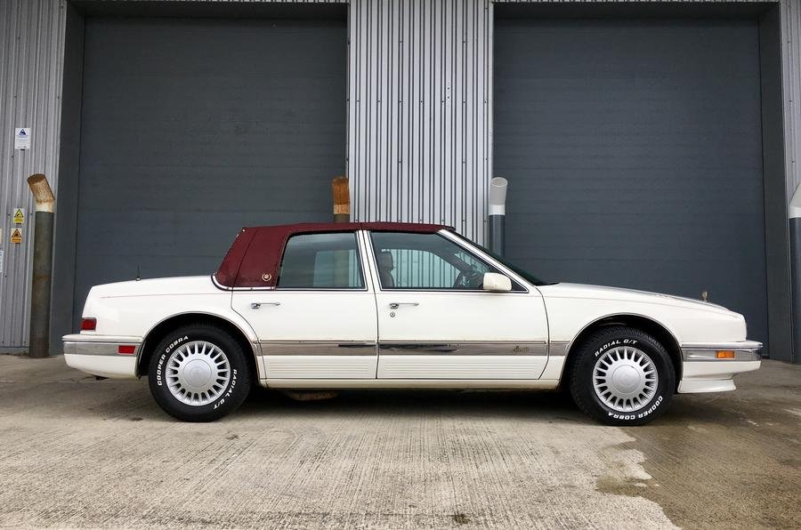 1991 Cadillac Seville For Sale (picture 6 of 6)
