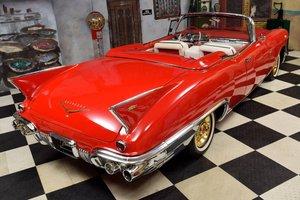 1957 Cadillac Eldorado Biarritz Convertible / Inkl. TUV und For Sale