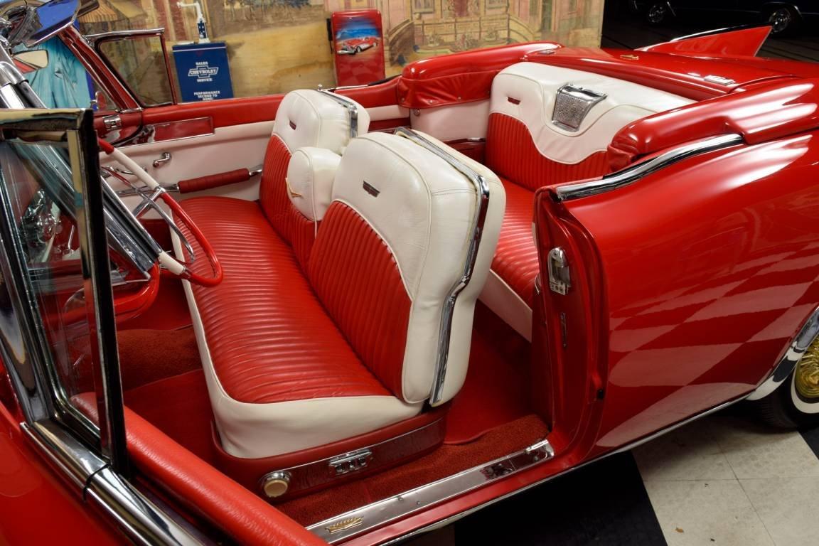 1957 Cadillac Eldorado Biarritz Convertible / Inkl. TUV und For Sale (picture 6 of 6)