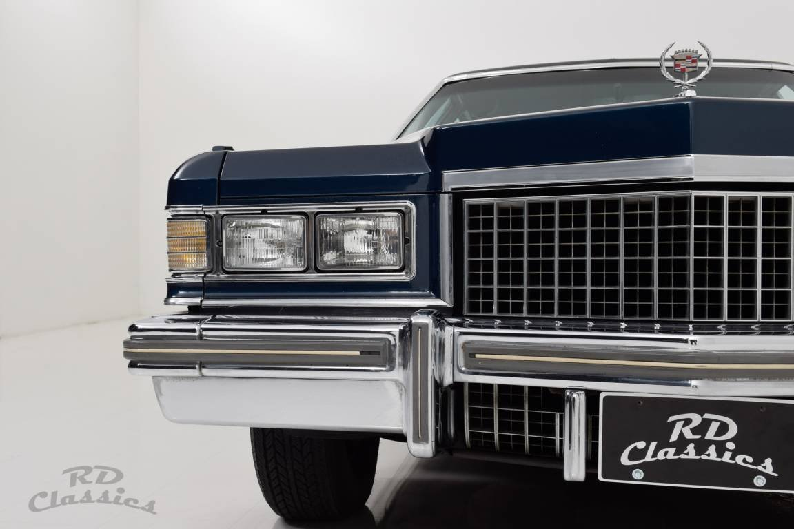 1976 Cadillac Fleetwood Brougham For Sale (picture 3 of 6)