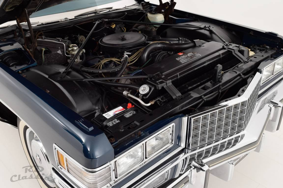 1976 Cadillac Fleetwood Brougham For Sale (picture 4 of 6)