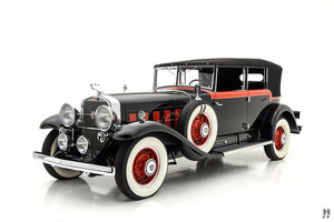 1930 CADILLAC 452 V16 ALL WEATHER PHAETON