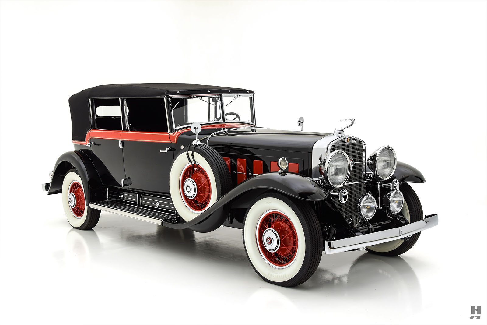 1930 CADILLAC 452 V16 ALL WEATHER PHAETON For Sale (picture 2 of 6)