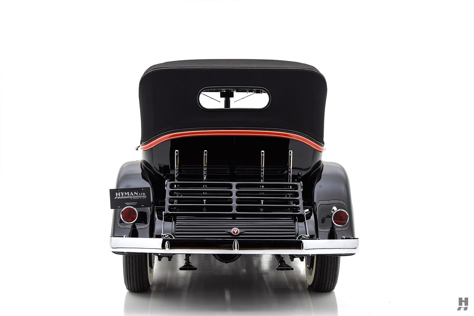 1930 CADILLAC 452 V16 ALL WEATHER PHAETON For Sale (picture 6 of 6)