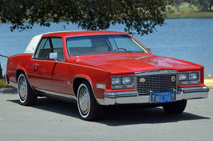 1979 Cadillac Eldorado = Show Winner  44k miles  $19.5k For Sale